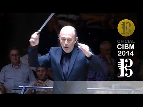 CIBM 2014 - Unión Musical De Beniarbeig - Las Provincias (Pasodoble)