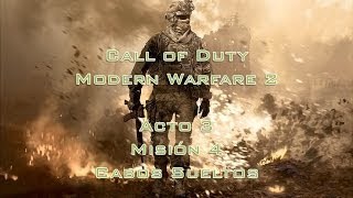 Call of Duty - Modern Warfare 2 - Acto 3, Misión 4: Cabos Sueltos