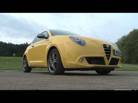 Fifth Gear Web TV - Alfa Romeo MiTo Cloverleaf