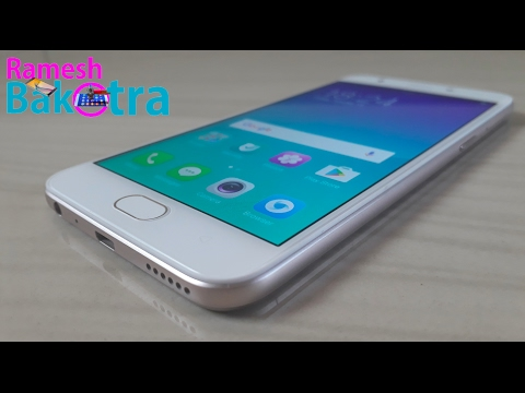 Oppo A57 Full Review and Unboxing