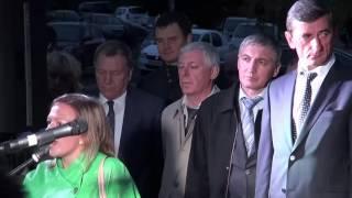 Петербург. Коломяги. Народный сход.(, 2015-09-27T12:19:00.000Z)