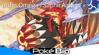 Pokémon Rubis Oméga et Saphir Alpha: Divers petits extraits