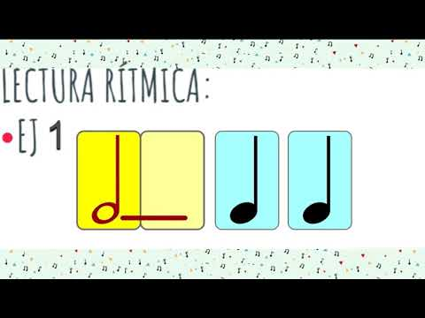 Figuras musicales Corcheas