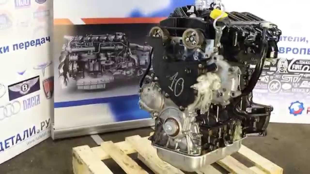 Бу контрактный двигатель код: G9U,  Renualt Master / Opel Movano 2.5 DCI из Германии. Качество HD