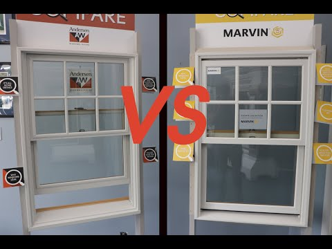 Comparing Double Hung