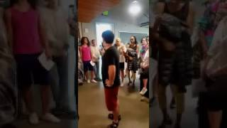 Unseen video of Bret Weinstein protest at Evergreen State College