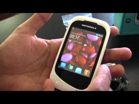 Motorola EX232 review HD