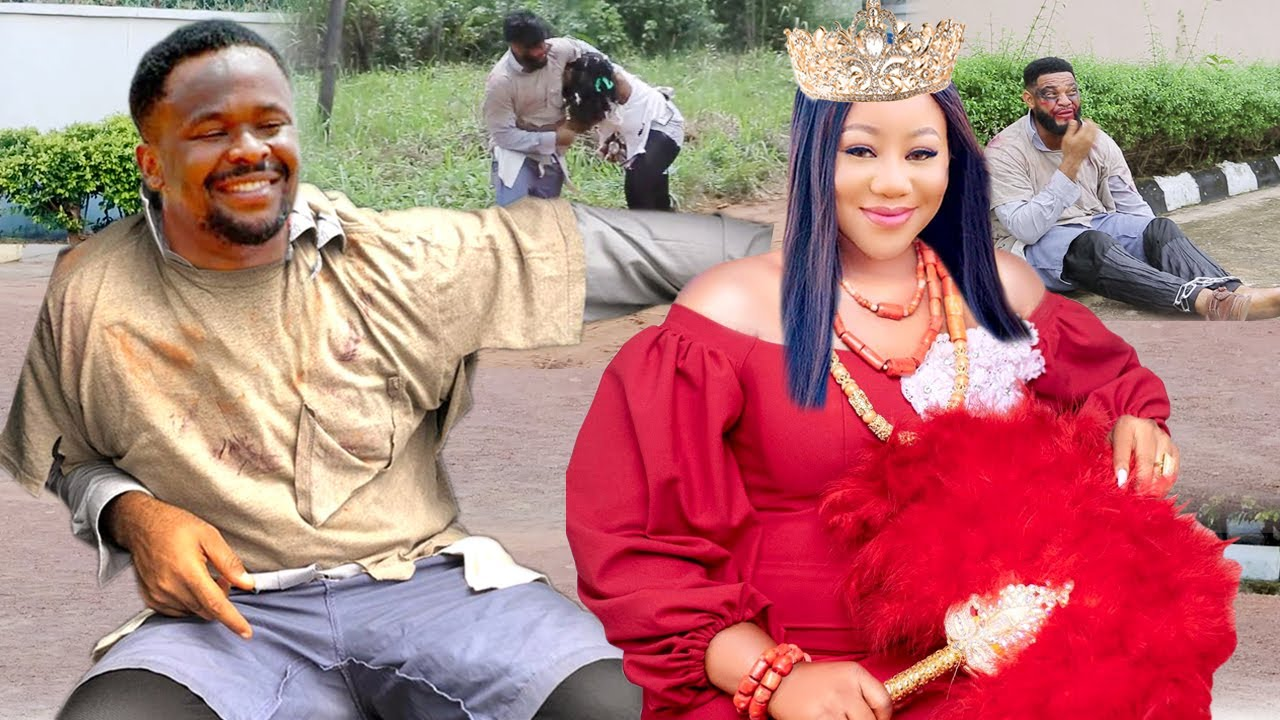 Download The Beautiful Princess That Fell In Love With A Mad Man - Zubby Michael/Chinenye Ubah 2020 Movie
