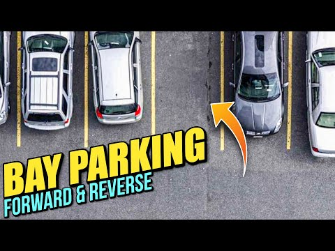 Bay Parking UK - Forward & Reverse Driving Lesson
