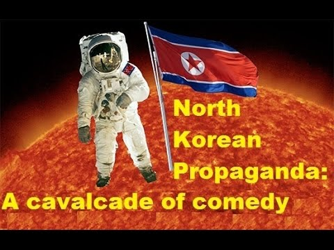 North Korean Propaganda: A Cavalcade of Comedy