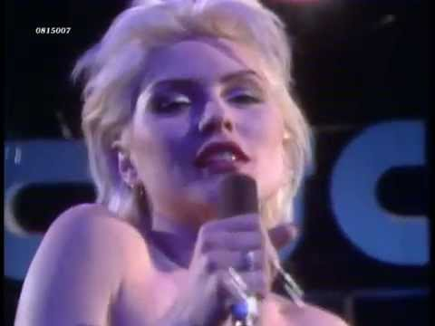Deborah Debbie Harry Blondie  Heart Of Glass 1979 HD 0815007