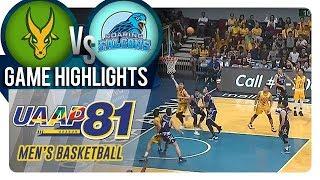 UAAP 81 MB: FEU vs. AdU | Game Highlights | November 18, 2018