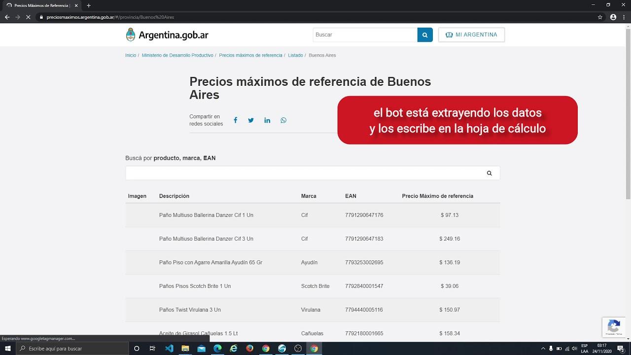 Recolección automatizada de Inteligencia de Mercado con IBM RPA