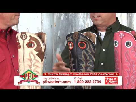 Tony Lama 3R Boots