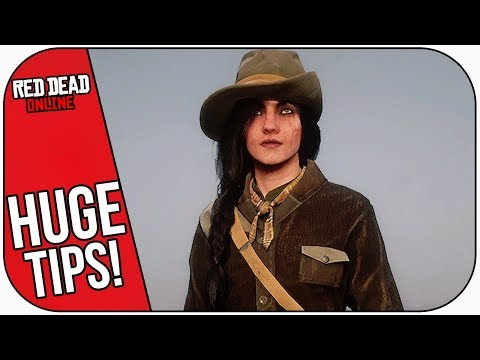 Top 10 Helpful Bounty Hunter Tips You MUST KNOW! (Red Dead Online Frontier Pursuits DLC)