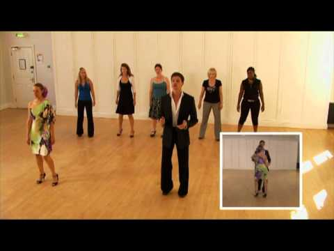 Swing dance class for beginners with Brian Fortuna 1 of 3