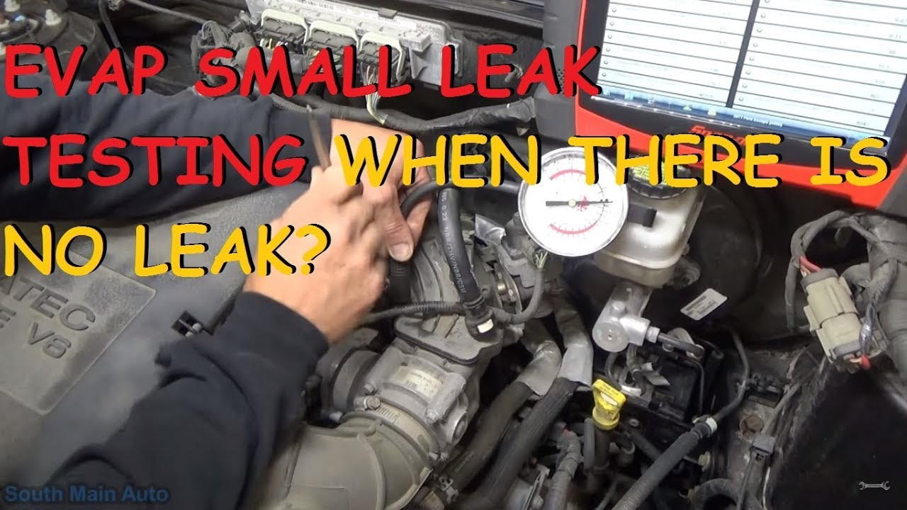 p0456 small evap leak what to check when you can t see the leak [ 1280 x 720 Pixel ]
