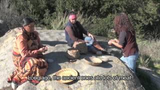 """Kumeyaay story """"Life Under the Oaks"""" with English Subtitles"""