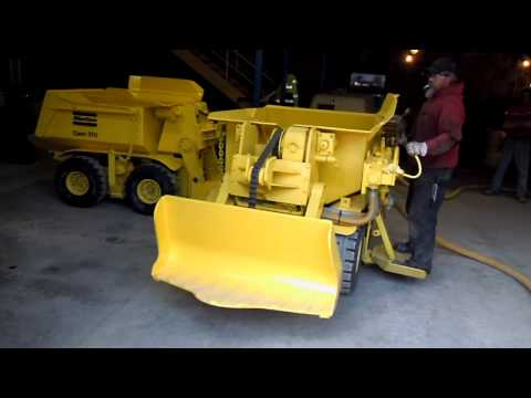 Atlas Copco Cavo 310 mucking machines