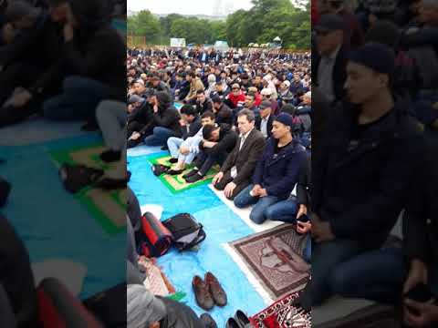 Во Владивостоке Мусульмане отмечают Рамадан Хайд