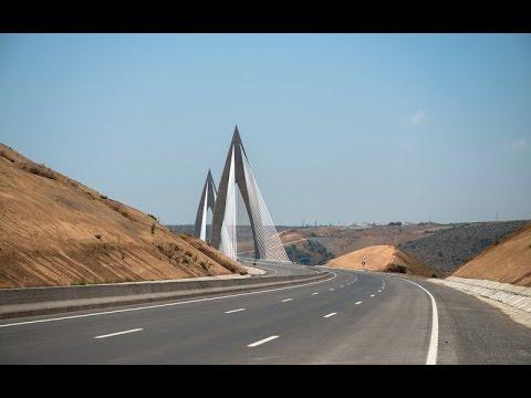 Ontdek de nieuwe tuibrug van Rabat