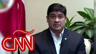 Costa Rica propone un fondo para ayudar a naciones emergentes impactadas por el covid-19