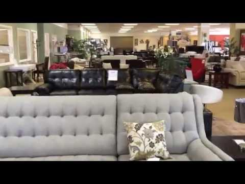 Wyckes Furniture store miramar San Diego floor walk