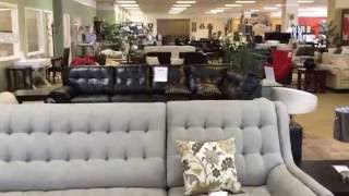 Wyckes Furniture store miramar San Diego floor walk