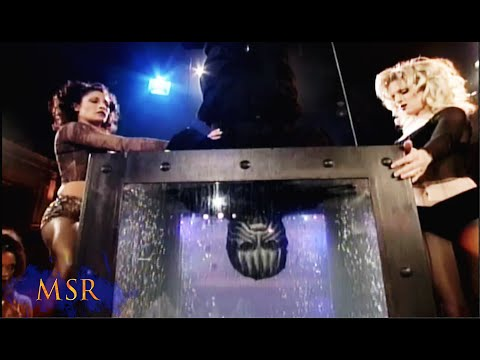 HOW TO PERFORM HOUDINI'S WATER TORTURE ESCAPE!