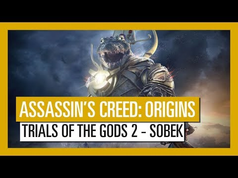 Trials of the Gods #2 - Sobek, the Lord of Waters