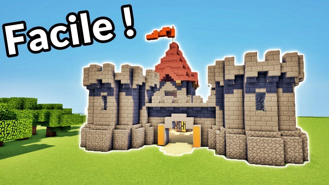 Minecraft Tuto 7x7 Comment Faire Une Mini Maison Moderne By Defroi