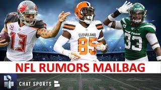 NFL Trade Rumors: Jamal Adams & Raheem Mostert Trade? David Njoku, Mike Evans & Trey Flowers Trades?