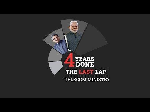 Telecom: 4 years of Modi government