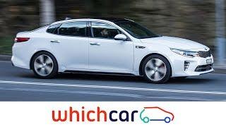 2018 Kia Optima review video   WhichCar