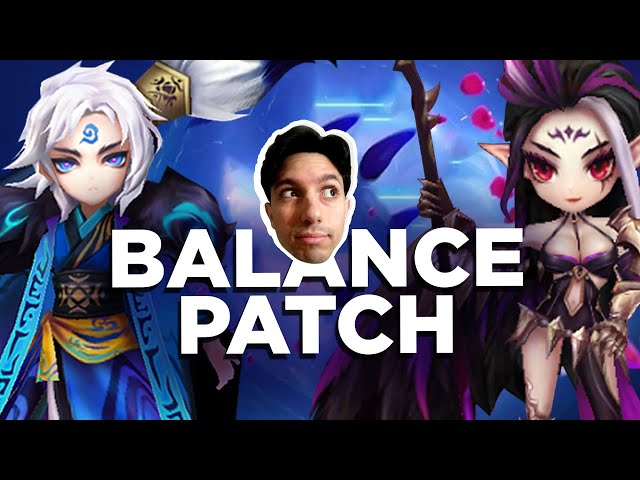 Summoners War - Balance Patch