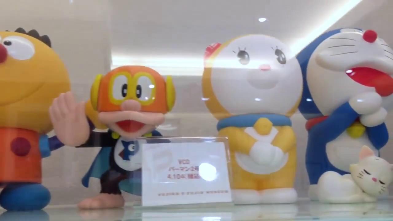Bảo tàng Doraemon dành cho fan cuồng của 'mèo máy'