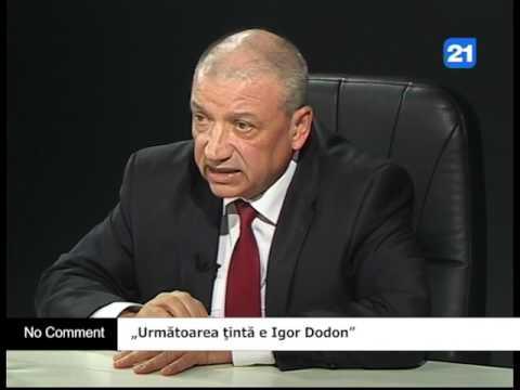 """""""Următoarea ţintă e Igor Dodon"""""""