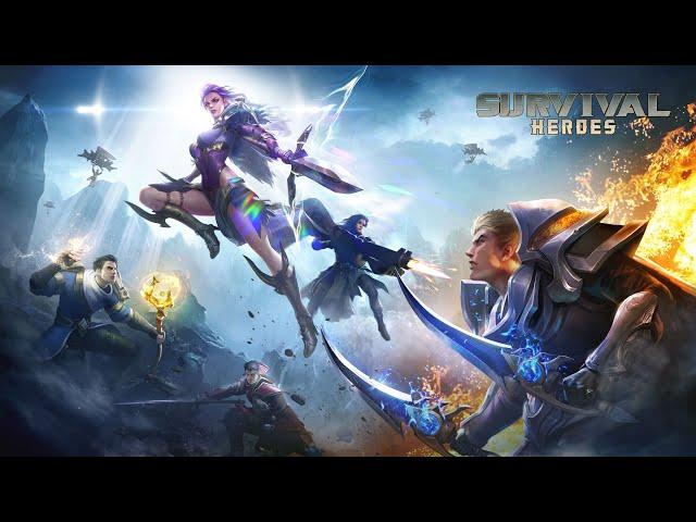 Survival Heroes SEA Launch Trailer