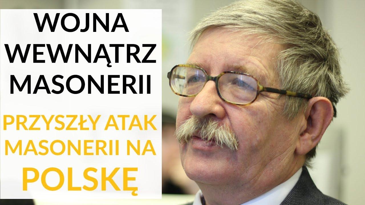 Dr Krajski: Masoneria będzie chciała uderzyć w polskie finanse i wykorzystać przeciwko nam islam