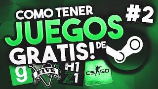 Download Como Tener Juegos Gratis en Steam! - Fácil y Legal - Conseguí Juegos Originales Gratis - 2019 Mp3 and Videos