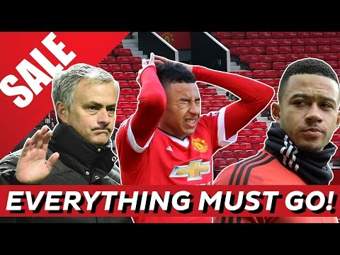 Five players Manchester United need to sell right now