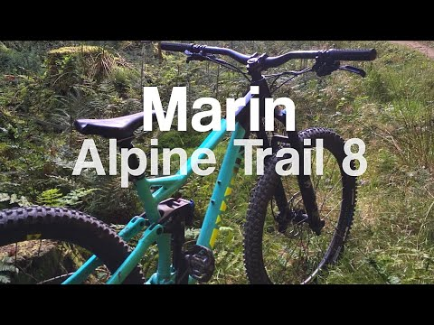 Marin Alpine Trail 8 Review!