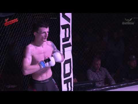 Almighty Fighting Championship 12 - Scott Johnson V Adam Cowling