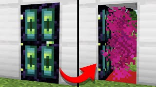 15 Minecraft SECRET Door Traps! (Comments to Crafting)