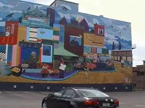 Pittsburgh Strip District, Pittsburgh, PA: Monday April8, 2013