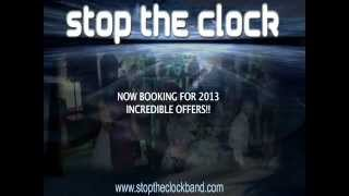 STOP THE CLOCK - WEDDING PROMO