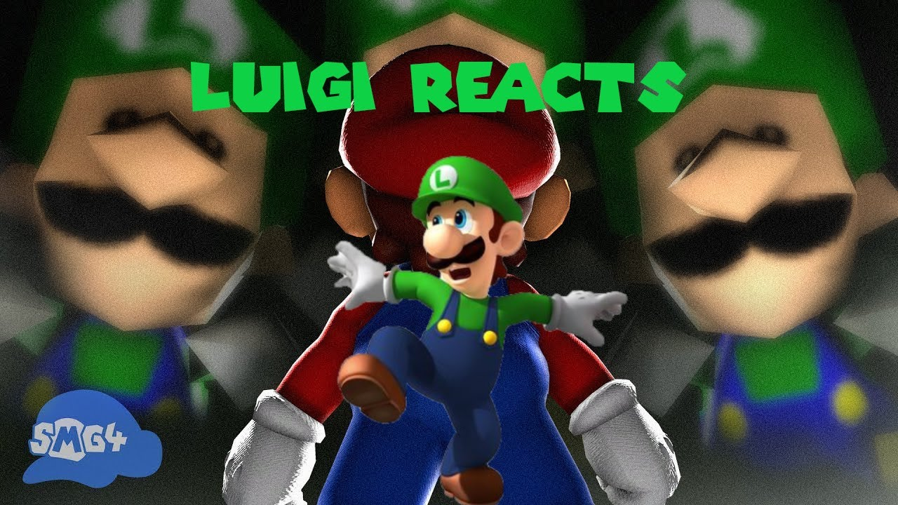 These Dolls Are Bad | Luigi Reacts To SMG4: The Weegee Uprising