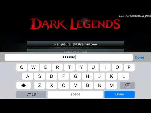 Dark Legend (KvngRaRa Banned)