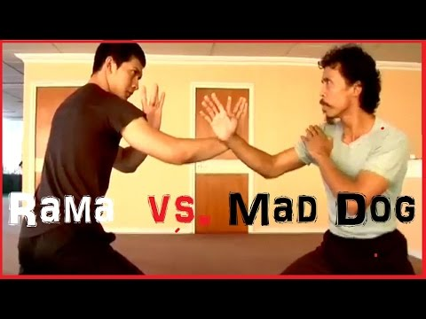 Rama vs. Mad Dog Iko Uwais vs. Yayan Ruhian