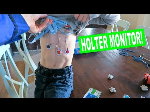 LOOKING FOR ANSWERS | HEART MONITOR | HOLTER MONITOR